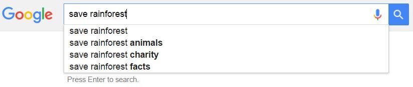 google-autocomplete-rainforest